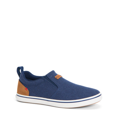 XTRATUF MEN'S CANVAS SHARKBYTE DECK SHOE