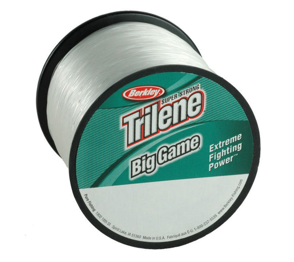 TRILENE BIG GAME MONO 12 LB 4700 YDS SPOOL