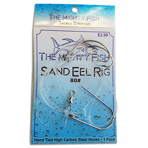 THE MIGHTY FISH TACKLE COMPANY SAND EEL RIG