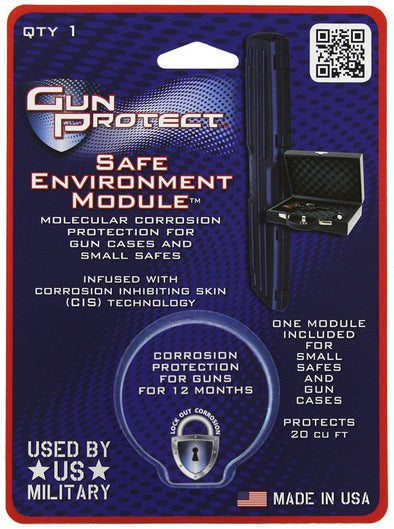 GUN PROTECT SAFE ENVIRONMENT MODULE