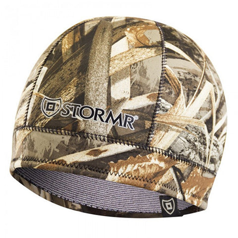 STORMR STEALTH WATCH CAP BEANIE - REALTREE MAX-5