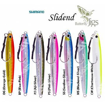 SHIMANO BUTTERFLY SLIDEND 135G