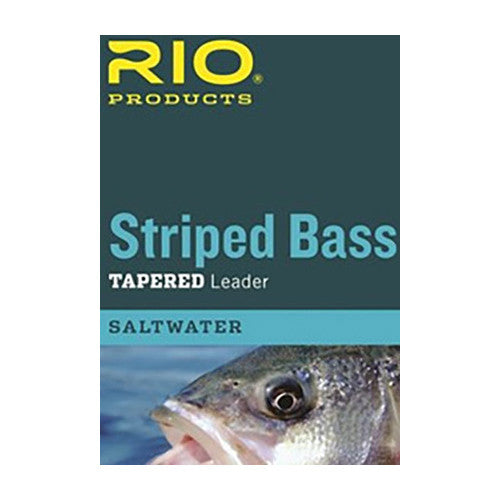 RIO STRIPED BASS TAPERED LEADER