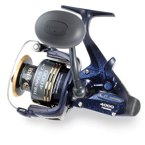 BUY A SHIMANO THUNNUS CI4 SPINNING REEL AND GET IT SPOOLED FOR FREE!