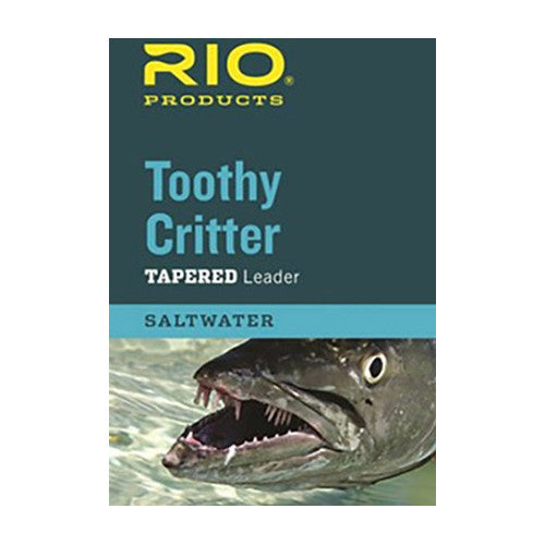 RIO TOOTHY CRITTER