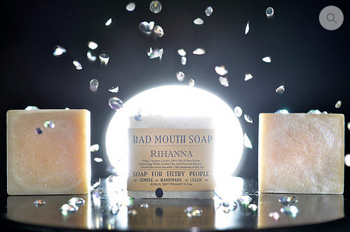Bad Mouth Soap | Duckish Natural Skin Care
