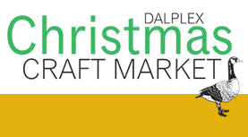 Dalplex Christmas Craft Market 2018 | Duckish Natural Skin Care