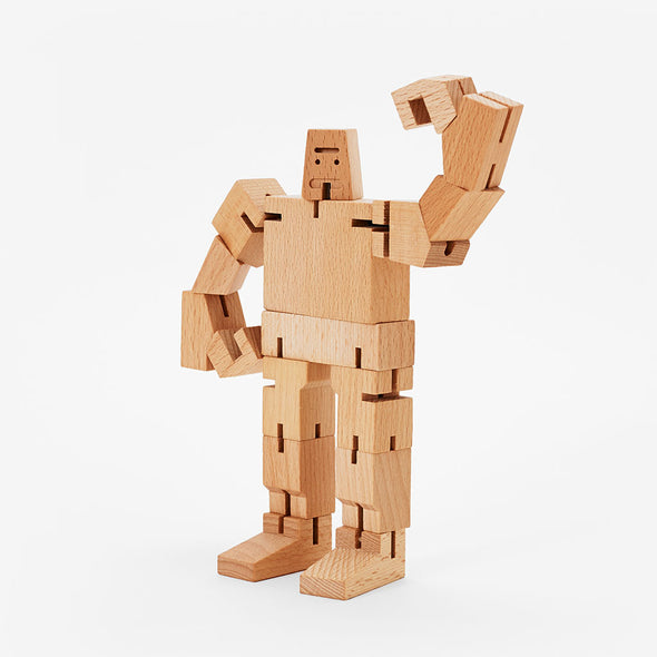 Cubebot Nature
