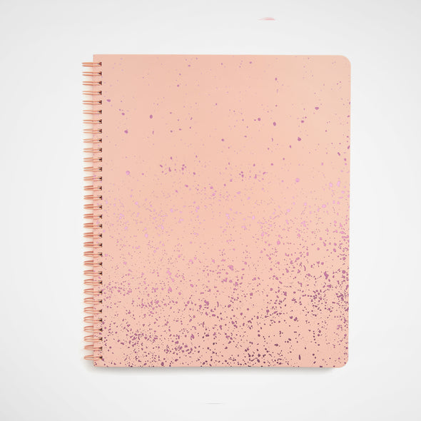 Notizbuch Speckle