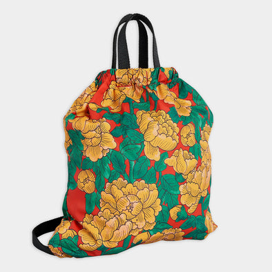 Gym Bag Peonies