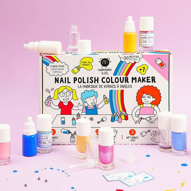 Nagellack DIY Maker Set