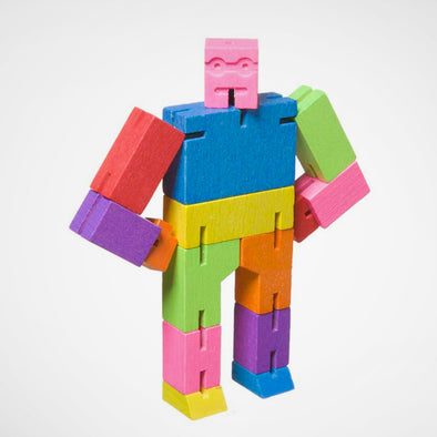 Cubebot Multi Colors