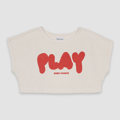 Sweatshirt Cropped Play
