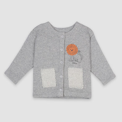 Sweatshirt-Jacke Baby Pet