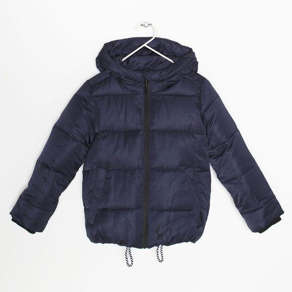Puffer Jacke Black Sheep Indigo