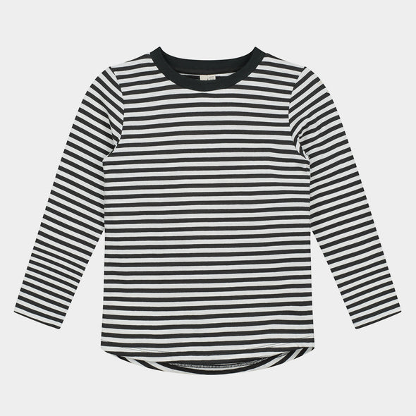Shirt Nearly Black/White