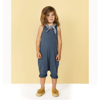 Tanksuit Blue Grey