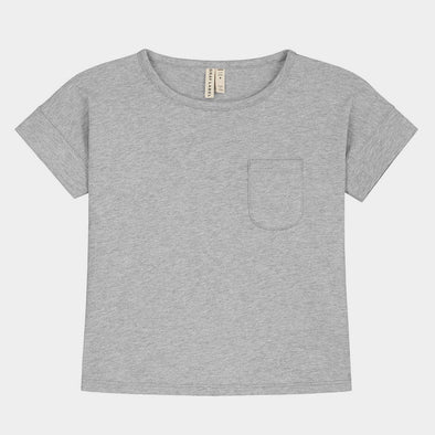 T-Shirt Boxy Grey