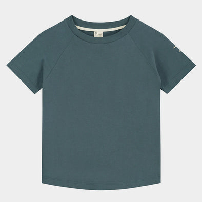 T-Shirt Crewneck Blue