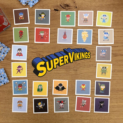 Memory SuperVikings