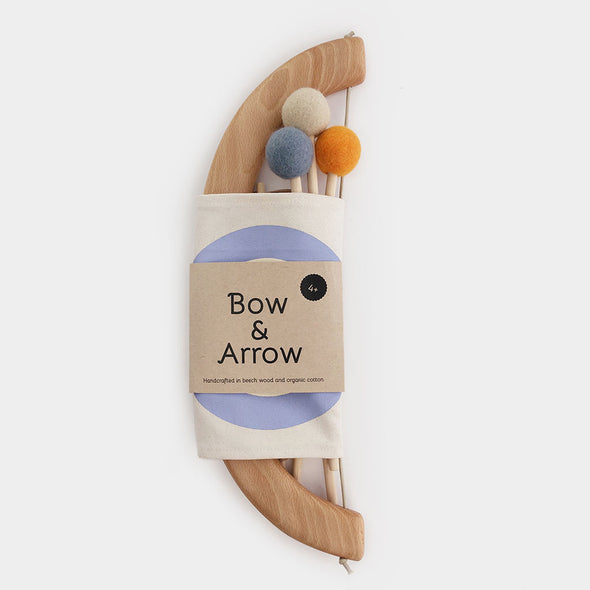 Bow & Arrow Set Blue