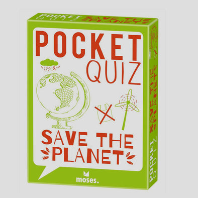 Quiz Save the Planet