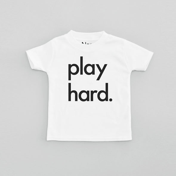 T-Shirt Play Hard