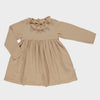 Kleid Campanule Indian Tan