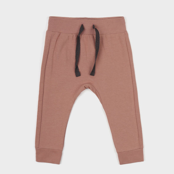 Baby Hose Dop Crotch Dusty Blush