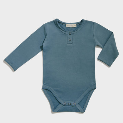 Body Longseeve Balsam Blue