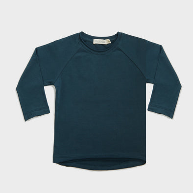 Shirt Raglan Deep Teal