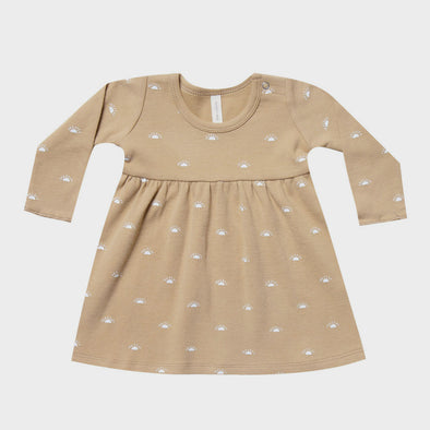 Baby-Kleid Brushed Honey