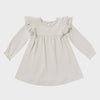 Kleid Flutter Ivory Winter