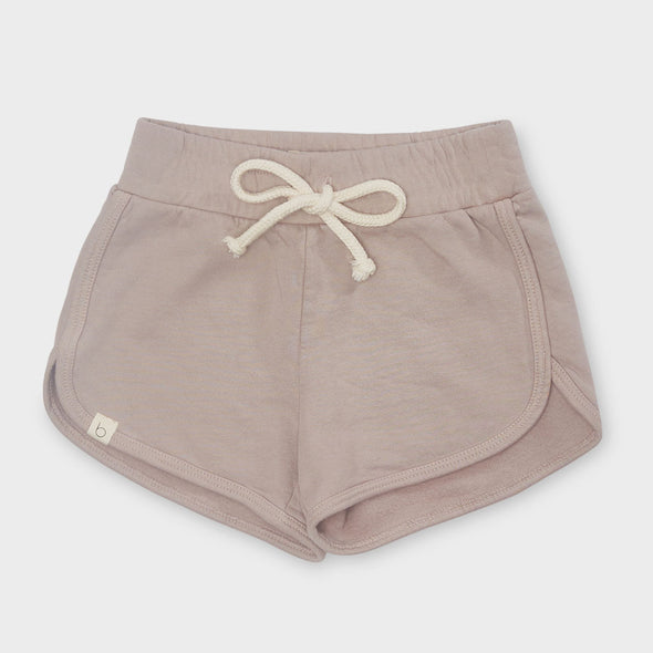 Shorts Terry Fleece Fawn