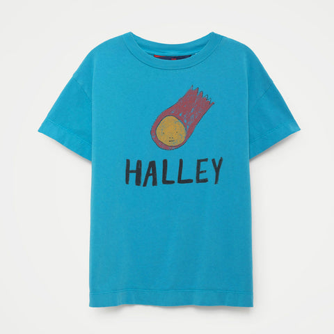 T-Shirt Blue Halley