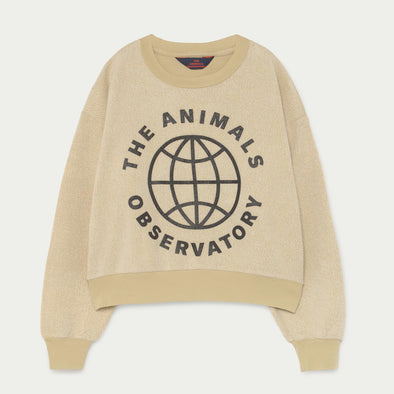 Sweatshirt Bear Planet