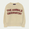 Pullover Bull White Animals