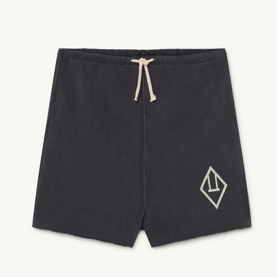 Shorts Hedgehog Black Logo