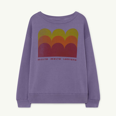 Sweatshirt Purple Molto