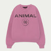 Sweatshirt Bear Pink Animal