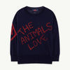 Pullover Navy The Animals