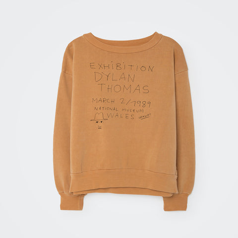 Sweatshirt Dylan Thomas