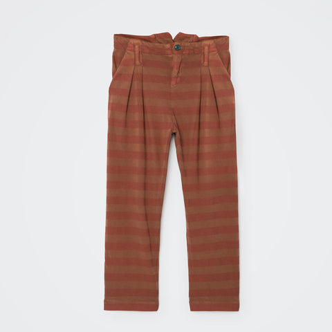 Hose Brown Stripes