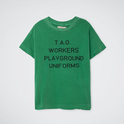 T-Shirt T.A.O Workers Playground
