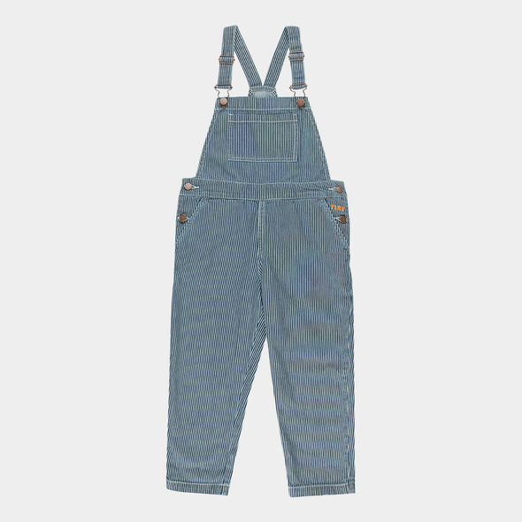 Latzhose Stripes Denim
