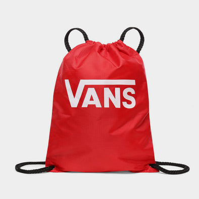 Gym Bag Racing Red
