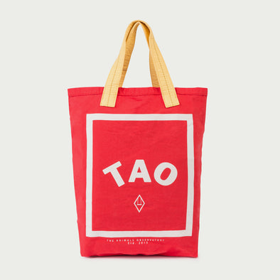 Tasche Tote Red TAO