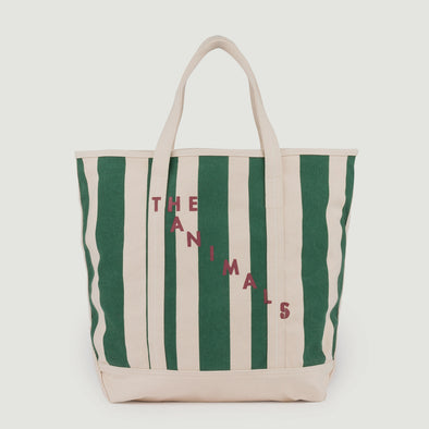Tasche Green Stripes