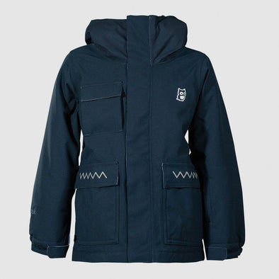 Snow Jacket Mission Blue
