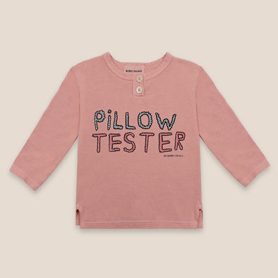 Shirt Baby Pillow Tester